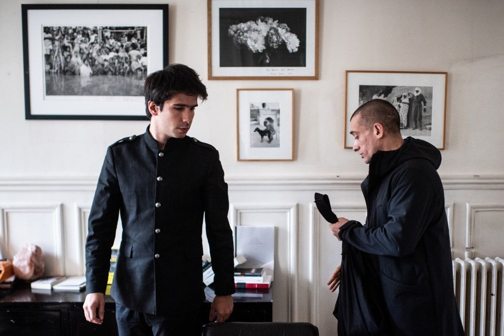 """Juan Branco redevient l'avocat de Piotr Pavlenski et """"demande une expertise psychiatrique"""" de Benjamin Griveaux"""