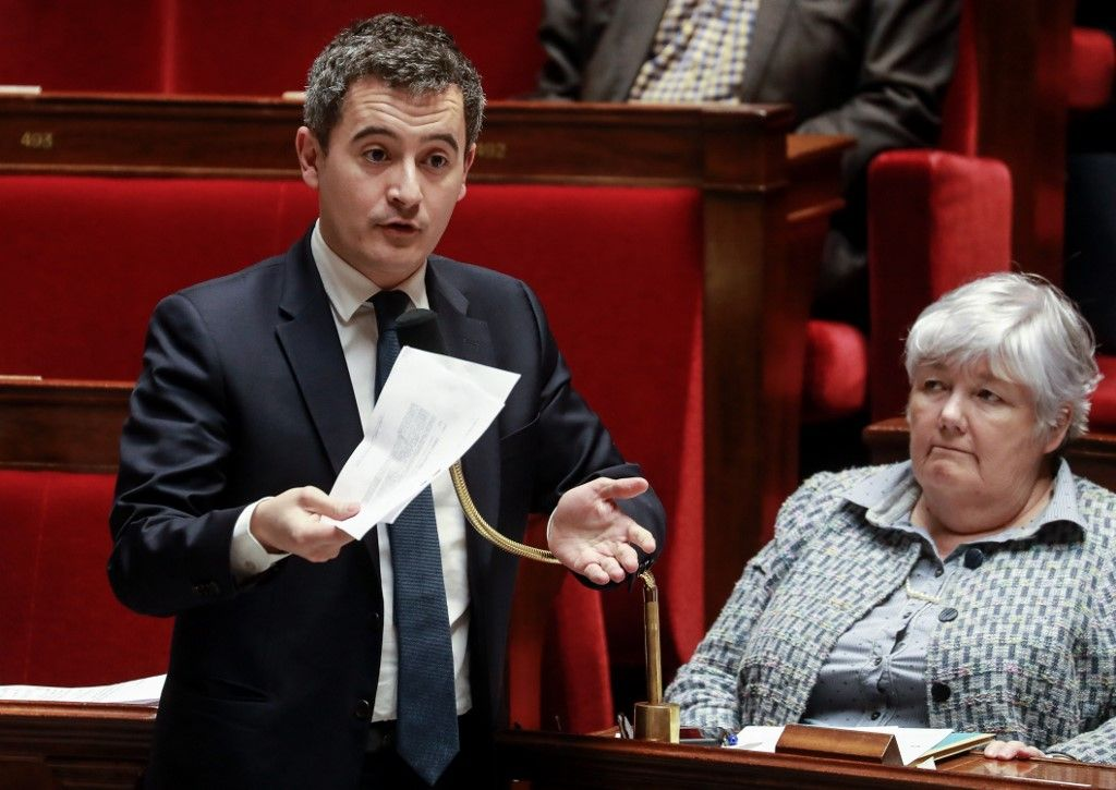 Municipales : Gérald Darmanin va cumuler son poste de maire et celui de ministre