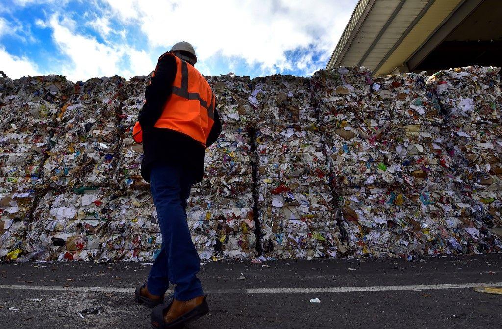 L'industrie du recyclage frappée de plein fouet par le grand gel des activités imposé par le Coronavirus