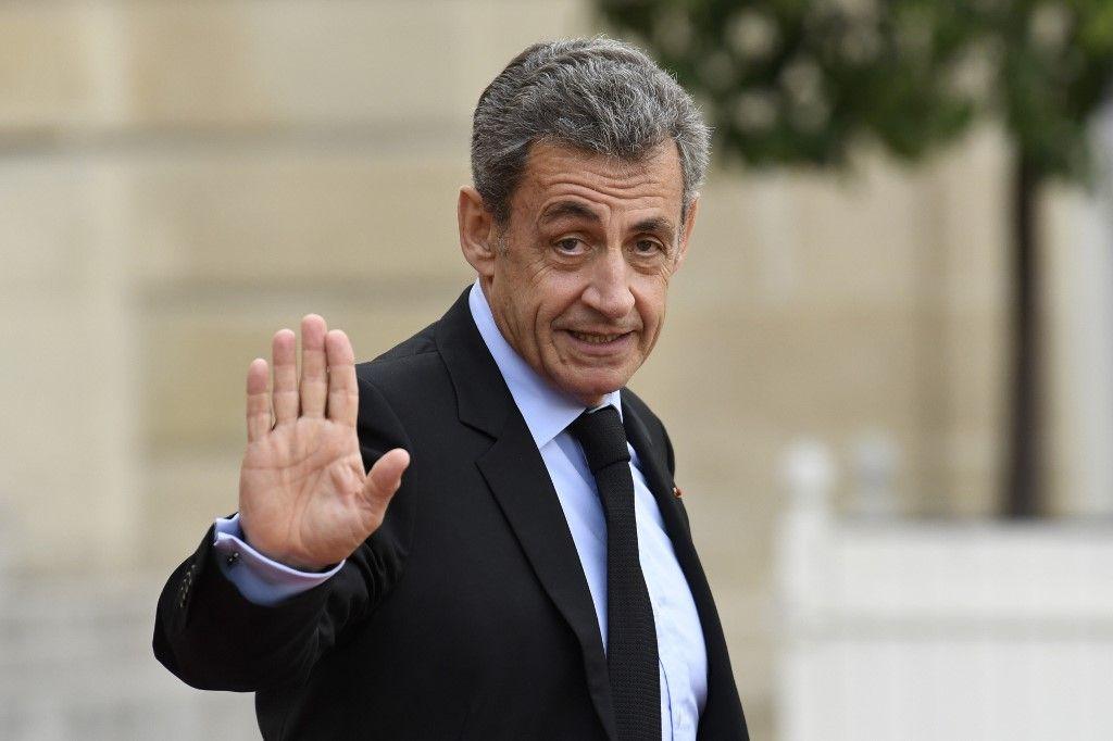 Nicolas Sarkozy Libye