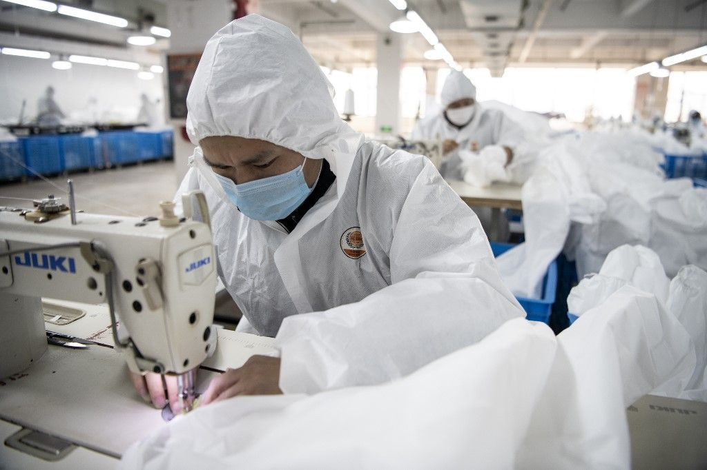 Effondrement de l'activité en Chine. La récession globale est-elle au coin de la rue ?