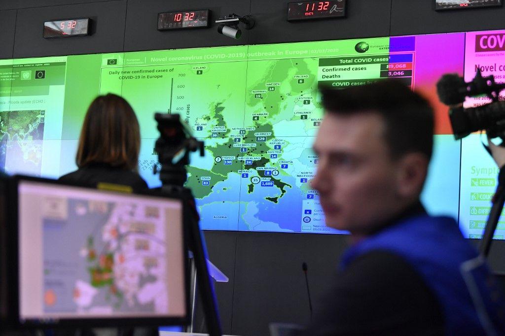Paradoxe : alors que Bruxelles est incapable d'empêcher un désastre économique, les médecins et chercheurs réussissent à coopérer comme jamais pour limiter un désastre humain