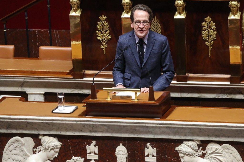 Remaniement : Gilles Le Gendre a tenté de se défendre face aux députés de son groupe