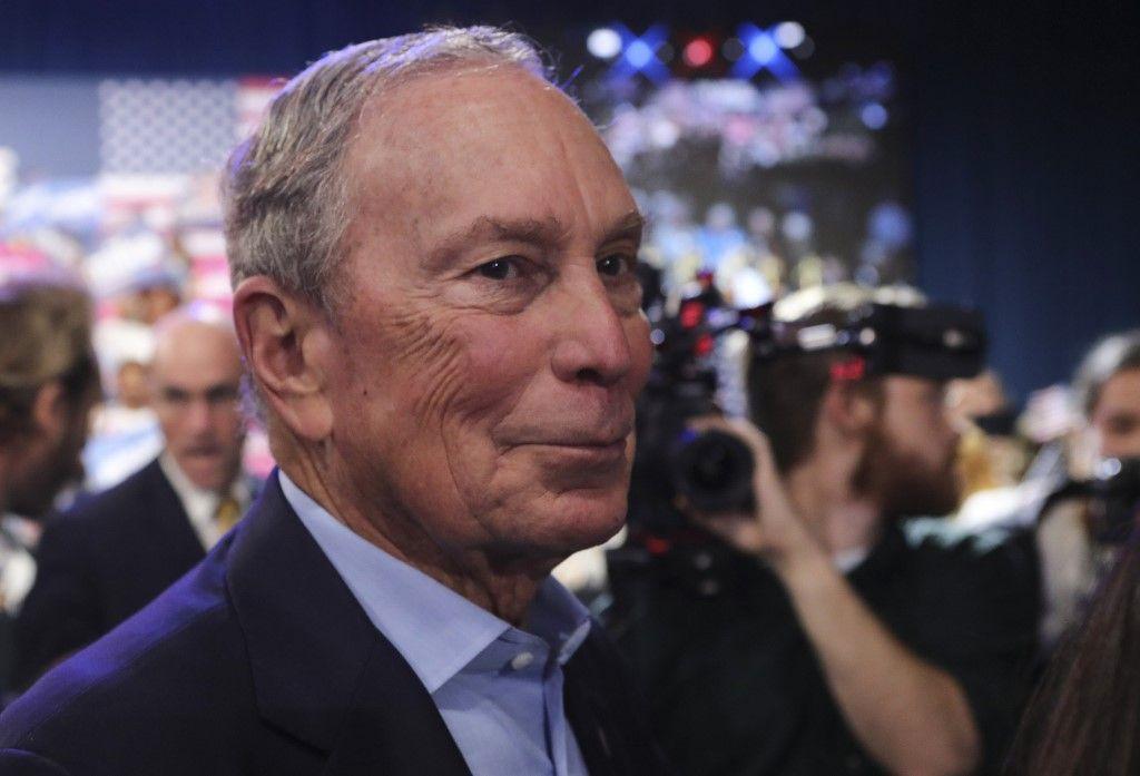 Primaires démocrates : Michael Bloomberg se retire et apporte son soutien à Joe Biden