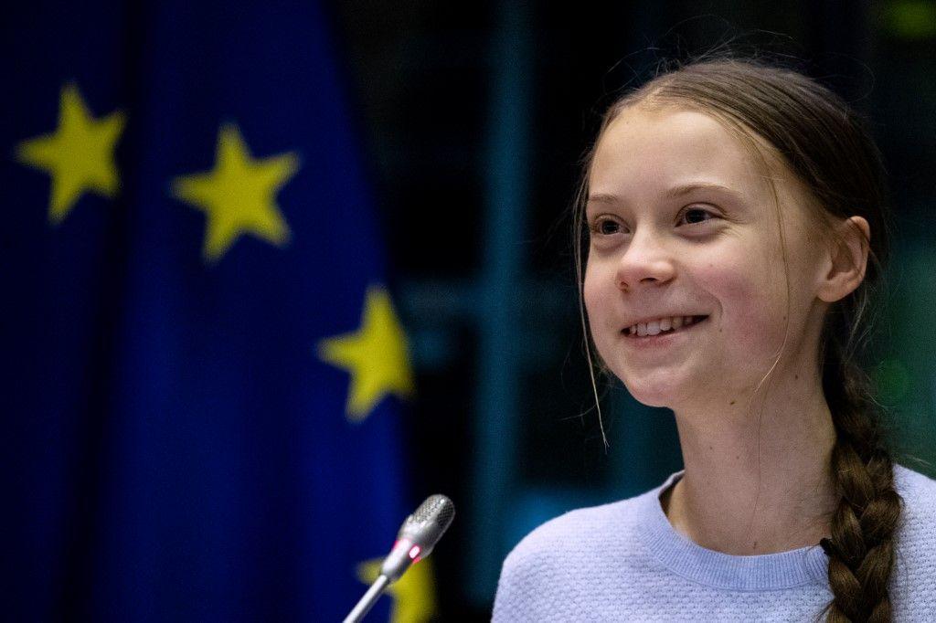"""Environnement : Greta Thunberg considère que le monde a franchi un """"point de basculement social"""""""