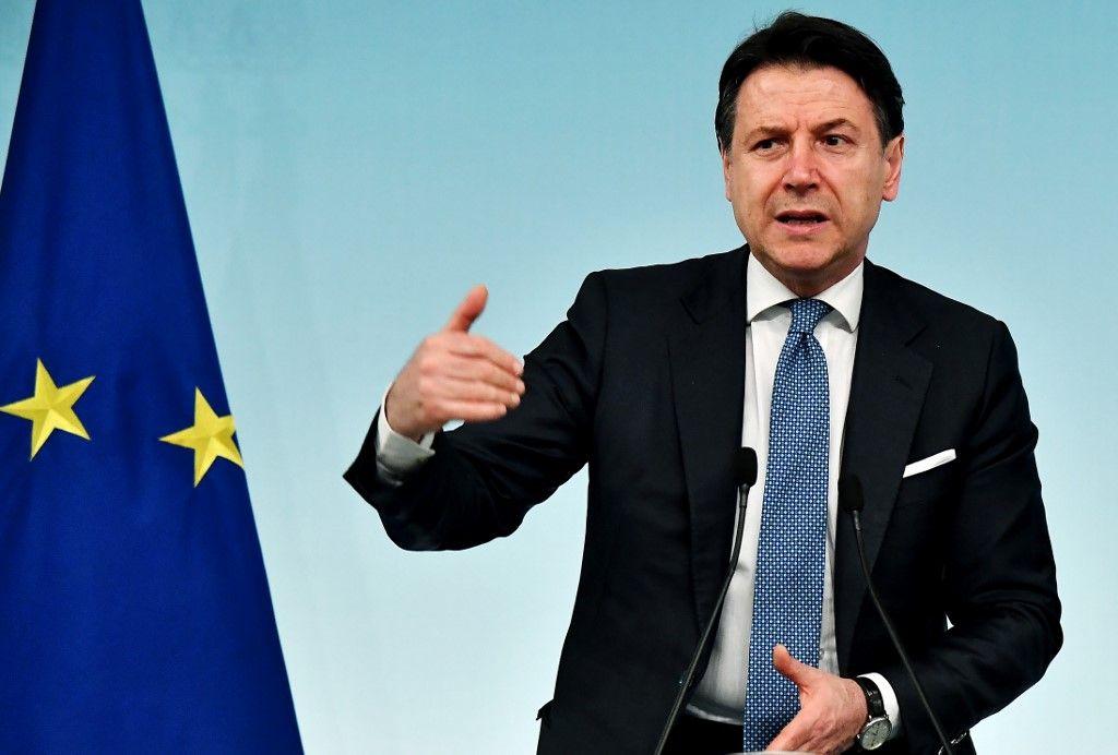 Covid-19 : le confinement est officiellement prolongé jusqu'au 3 mai en Italie