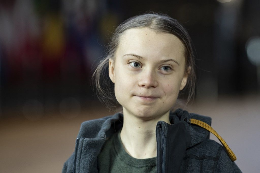 Greta Thunberg environnement twitter 18 ans anniversaires