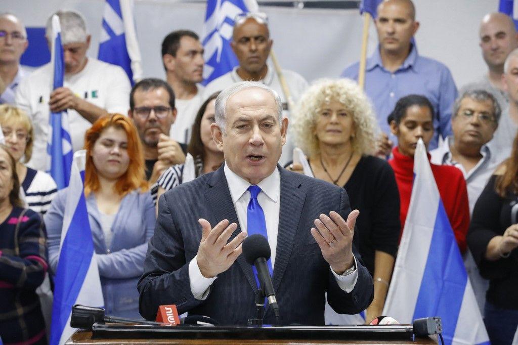 Coronavirus: Benjamin Netanyahu placé en quarantaine