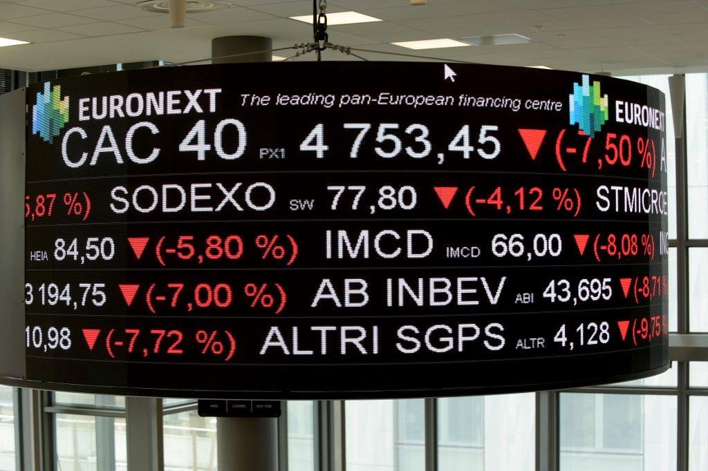 Bourse : les nouveaux gagnants et perdants post-Covid