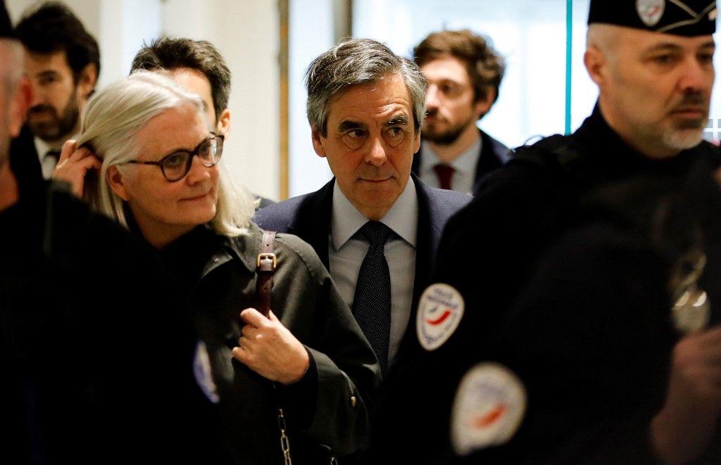 Affaire Fillon : François Fillon est condamné à 5 ans de prison, dont 3 avec sursis, et Penelope Fillon à 3 ans de prison avec sursis