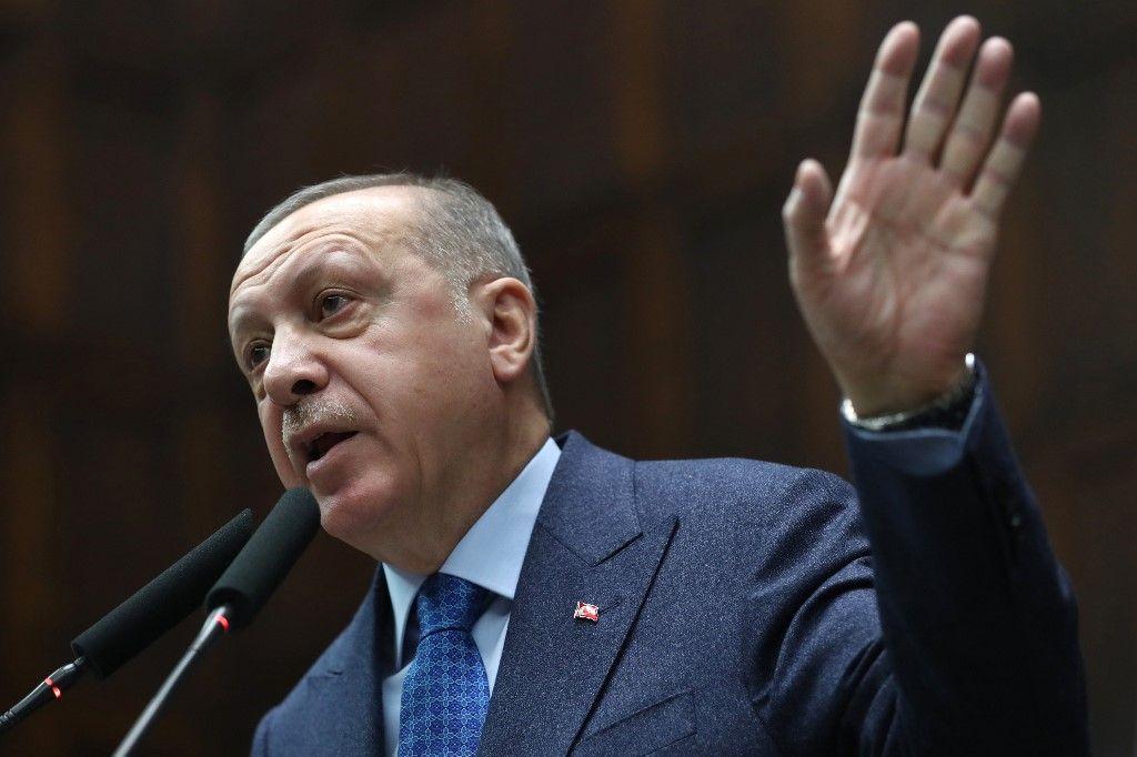 Le néo-ottomanisme d'Erdogan à l'épreuve de la réalité