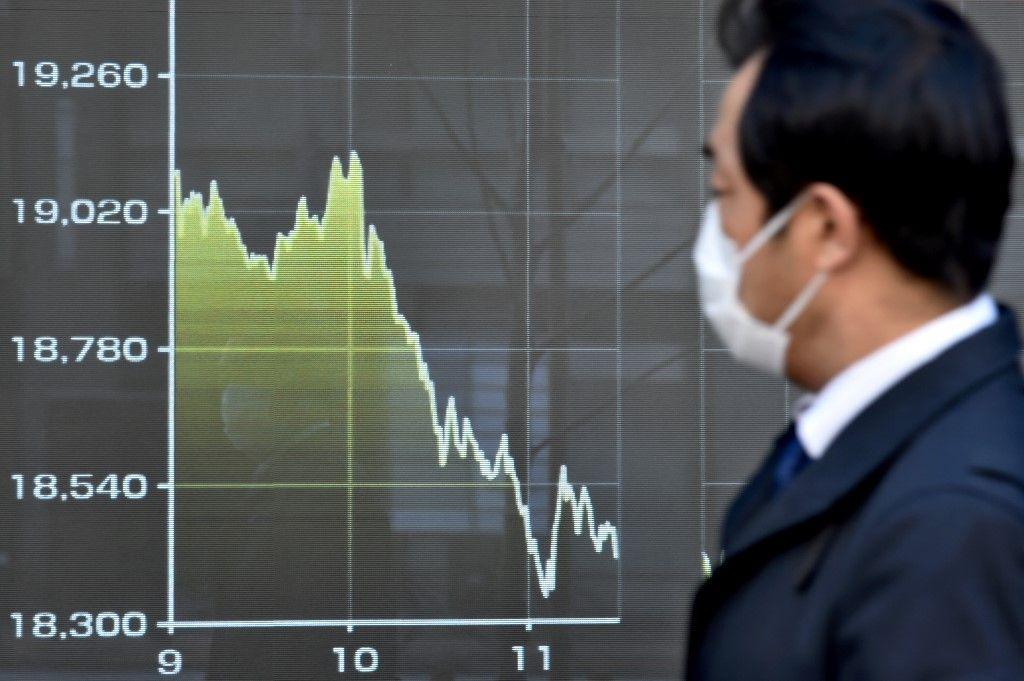 Alors que tout s'effondre, l'économie et le moral, une seule bonne nouvelle : les banques ne feront pas faillite