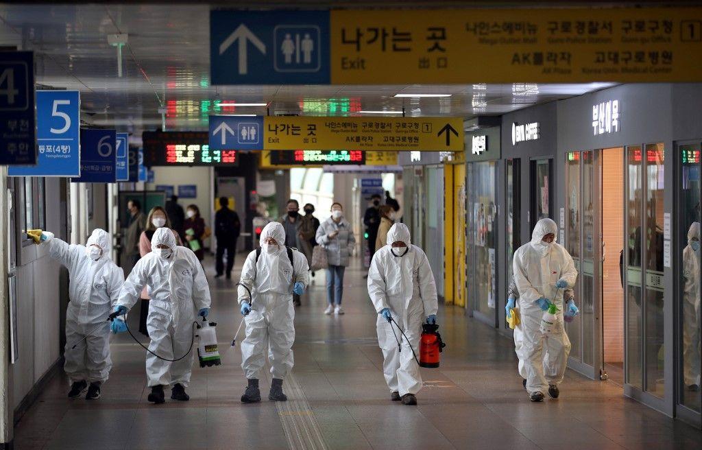 Réponse drastique face au Coronavirus : pouvons-nous vraiment nous dispenser de la méthode asiatique ? L'exemple sud-coréen