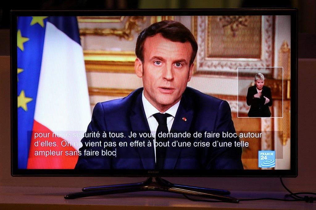 Promesse de rupture post Coronavirus : Mais qui est encore capable de dire qui est Macron politiquement ?