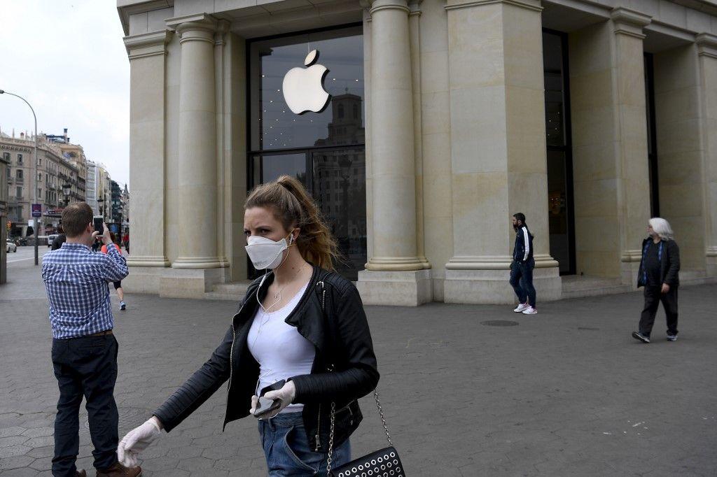 Apple et Google veulent transformer nos smartphones en armes anti-Coronavirus : voilà comment