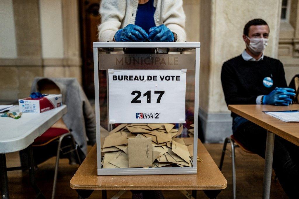 Retrouvez les résultats du second tour des élections municipales