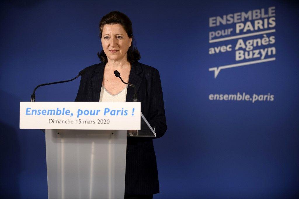 """Agnès Buzyn regrette le terme de """"mascarade"""" et confirme sa volonté de ne """"pas laisser à Anne Hidalgo les pleins pouvoirs"""" à Paris"""