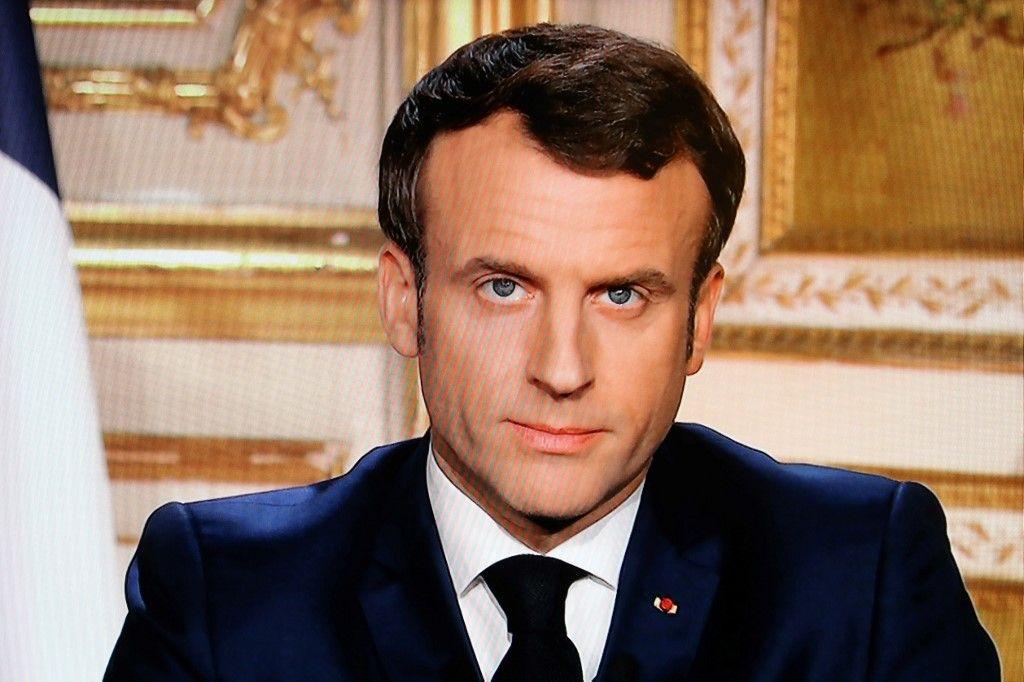 """Emmanuel Macron """"ne souhaite pas de discrimination"""" des personnes âgées lors du déconfinement"""