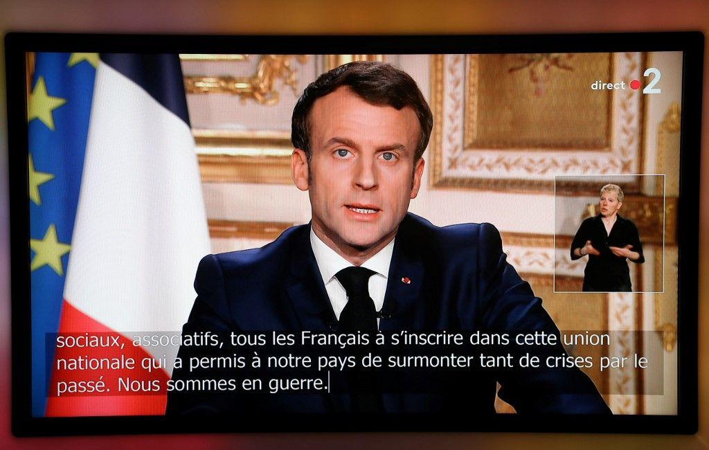 Covid-19 : Emmanuel Macron face au défi de la vie des Français (et de sa propre survie)