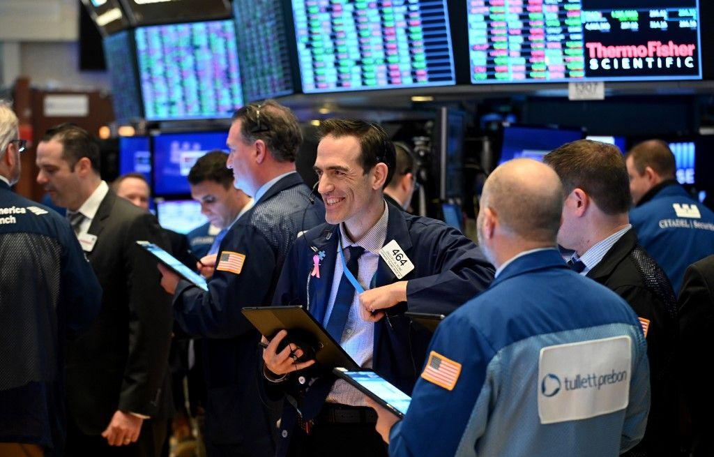 marchés financiers bourse wall street