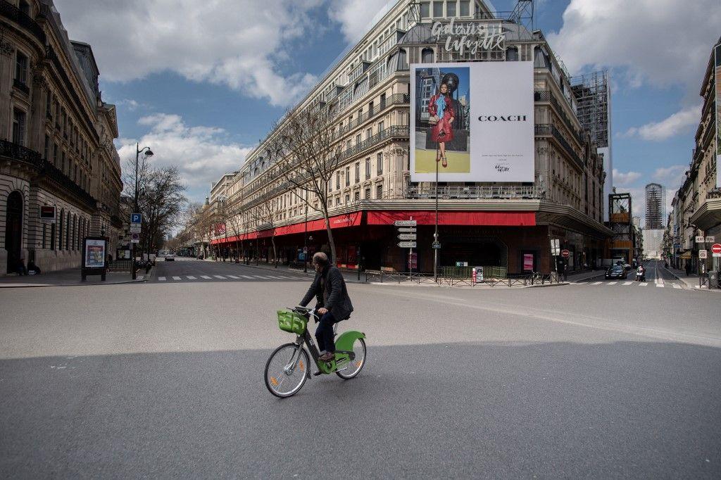 Les Galeries Lafayette à Paris vont pouvoir rouvrir dès ce samedi 30 mai