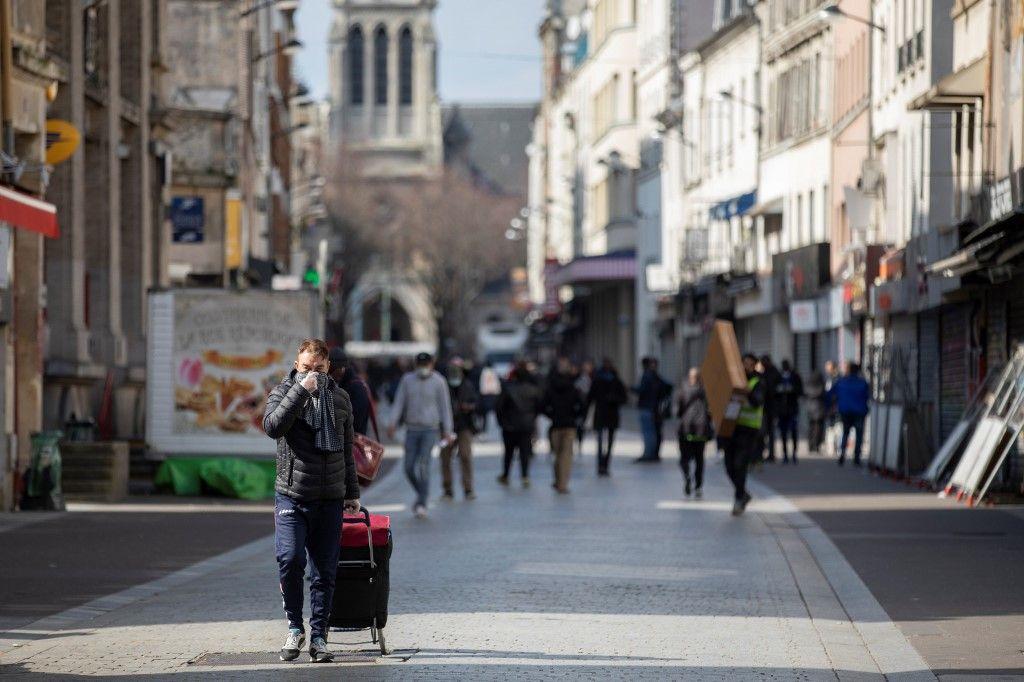 Saint-Denis, ville ouverte : ouverte au coronavirus !