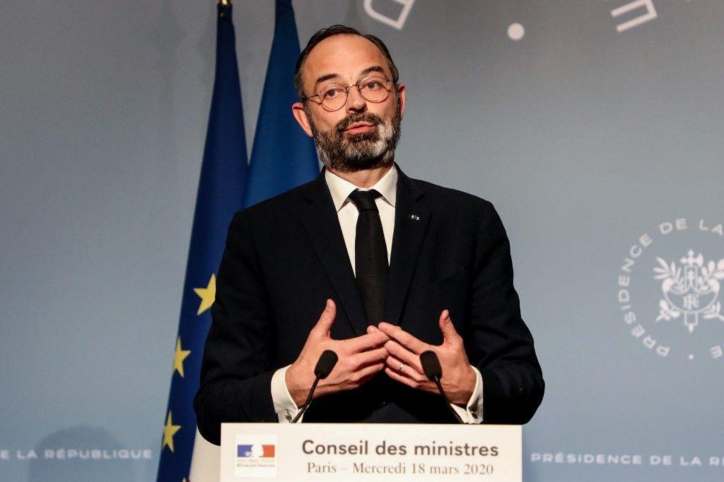 Coronavirus : Edouard Philippe annonce une prime de 500 à 1.500 euros pour les soignants