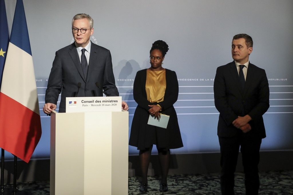 Confinement J+2 : les Français découvrent que la récession économique n'est pas la conséquence de l'épidémie mais le moyen de l'éradiquer