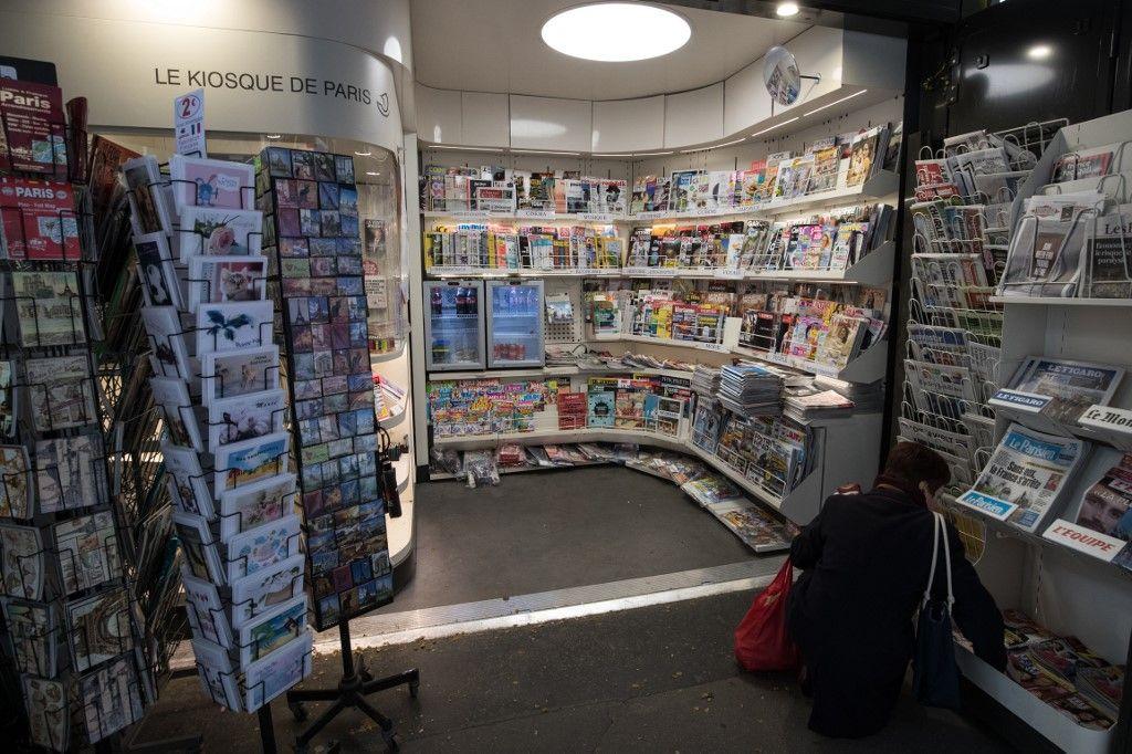 Le distributeur de journaux Presstalis a déposé le bilan