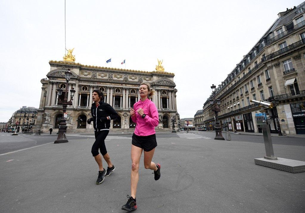 Confinement : les activités sportives sont désormais interdites à Paris entre 10h et 19h