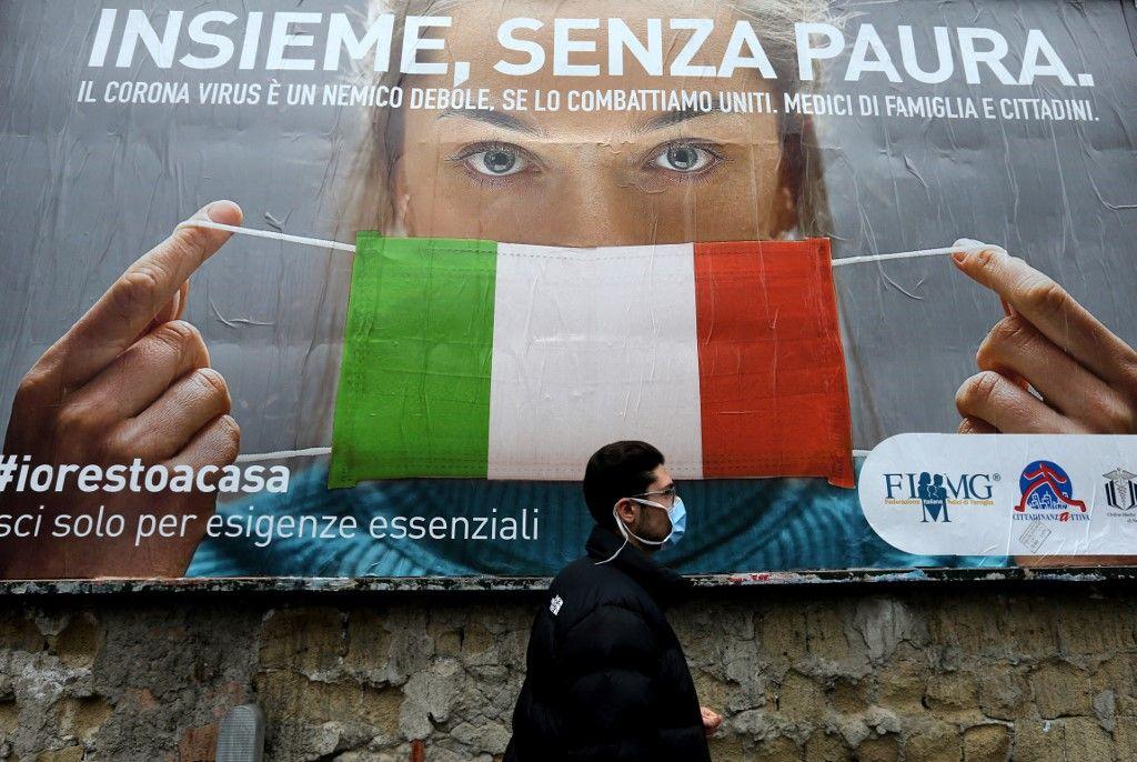 Coronavirus : ces éléments venus d'Italie qui montrent que le nombre réel de morts pourrait être 4 fois supérieur aux chiffres officiels