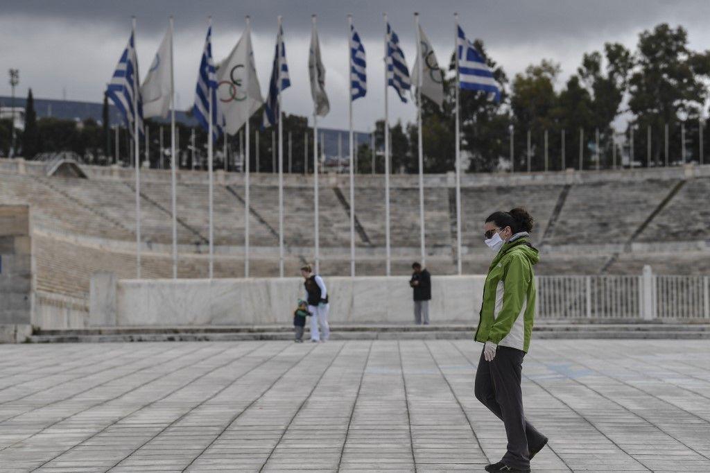 Etat défaillant ou non, la Grèce réussit sa stratégie face au Coronavirus