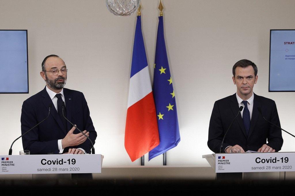 Coronavirus : Edouard Philippe et Olivier Véran organisent une nouvelle conférence de presse ce dimanche 19 avril
