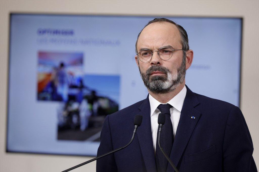 Mission d'information parlementaire : Edouard Philippe sera auditionné mercredi