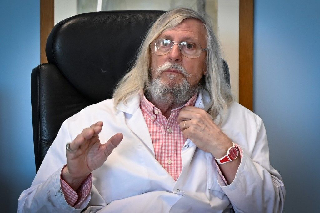 Le syndrome Raoult : anatomie d'un malaise français