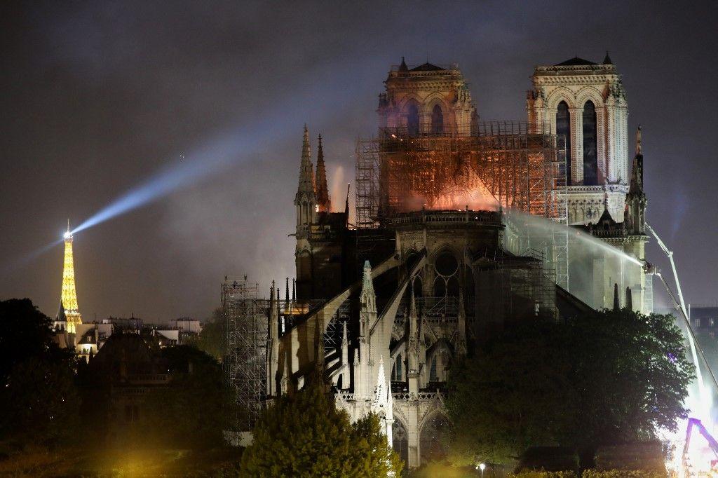 Cathédrale Notre-Dame de Paris : plus de 227 millions d'euros ont été récoltés par la Fondation du patrimoine en un an