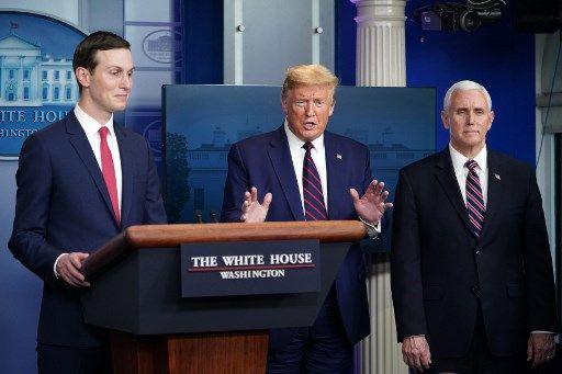 Coronavirus : Donald Trump révèle qu'il a été testé une nouvelle fois et qu'il est toujours négatif