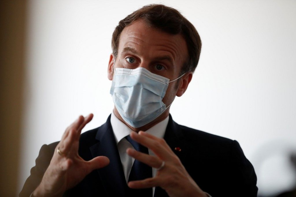 """L'entourage d'Emmanuel Macron songerait à créer un """"mémorial"""" pour les victimes du Covid-19"""