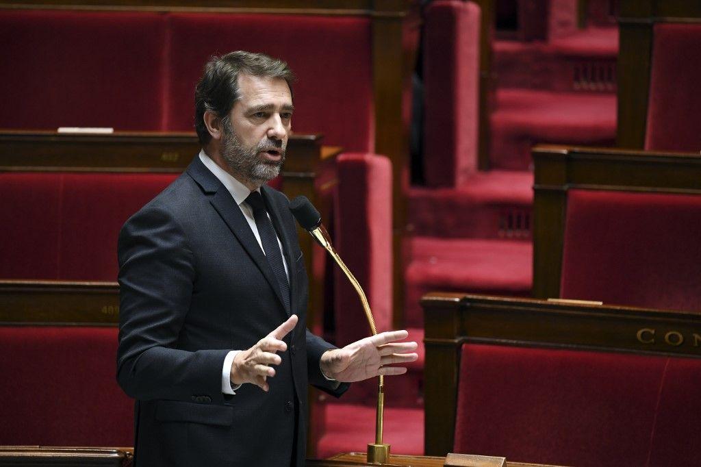 Christophe Castaner demande un contrôle sur le dossier de la morgue provisoire au marché de Rungis