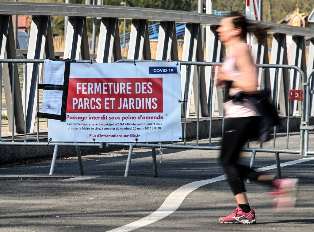 L'avenir en demi-teinte pour le sport en ville par temps de pandémie