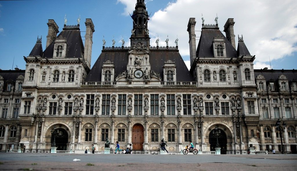 mairie de Paris fonctionnaires nouveau régime légale temps de travail