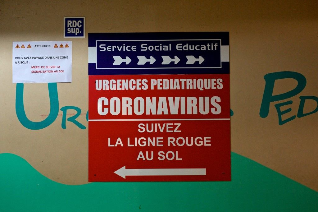 coronavirus covid-19 enfants services pédiatriques covid long symptômes