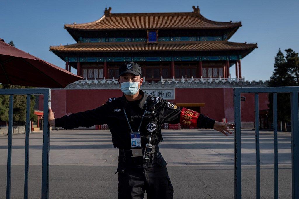 Chine : la Cité interdite de Pékin va officiellement rouvrir le 1er mai