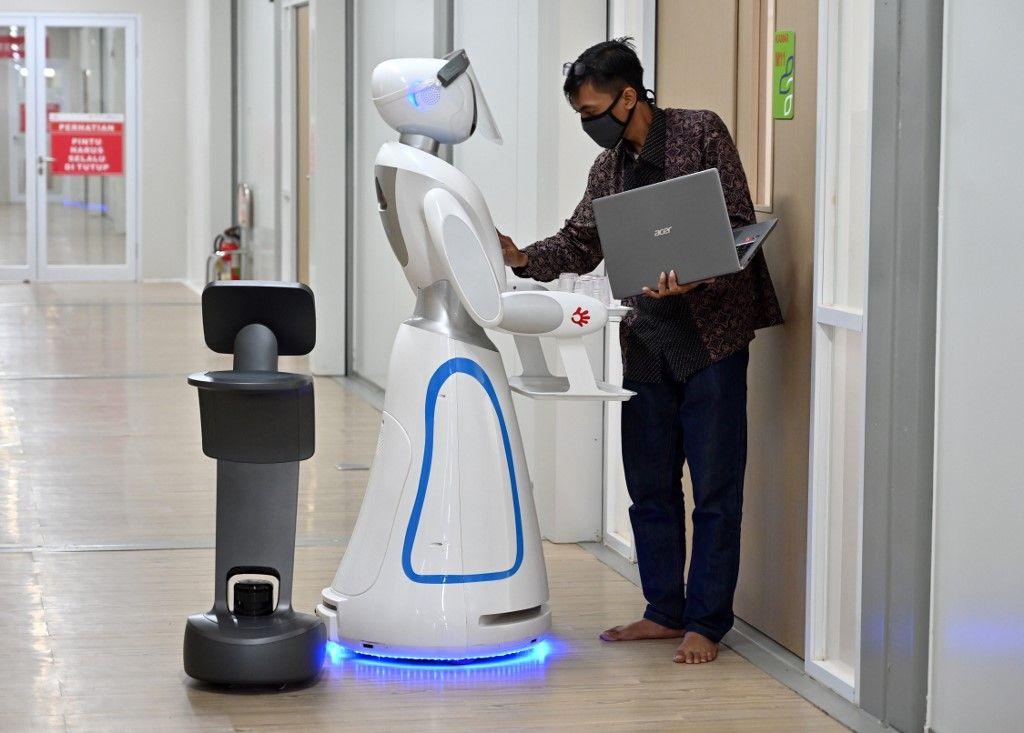 Post-pandémie : cette fois-ci, les robots pourraient vraiment remplacer de très nombreux emplois salariés