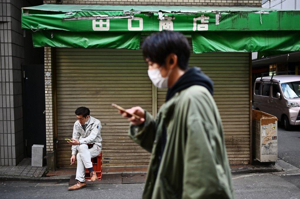 La ville japonaise de Yamato souhaite interdire l'utilisation des smartphones en marchant