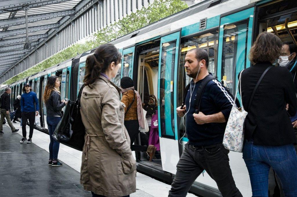 gratuité des transports en commun RATP métro bus