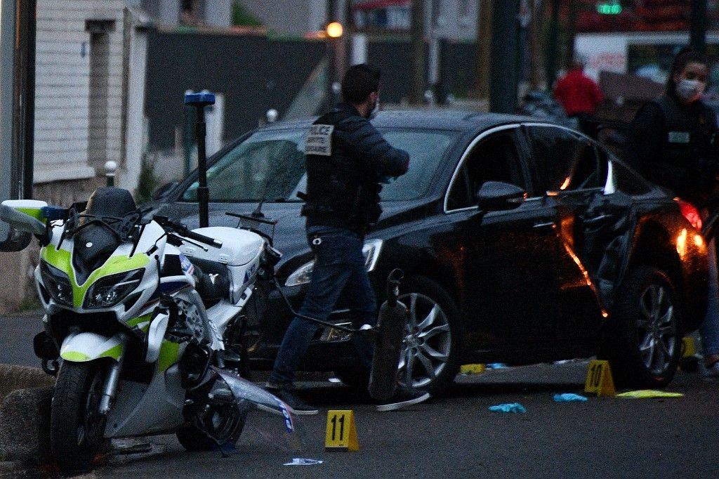 Le tueur de Colombes : de la haine des Juifs à la haine des flics…