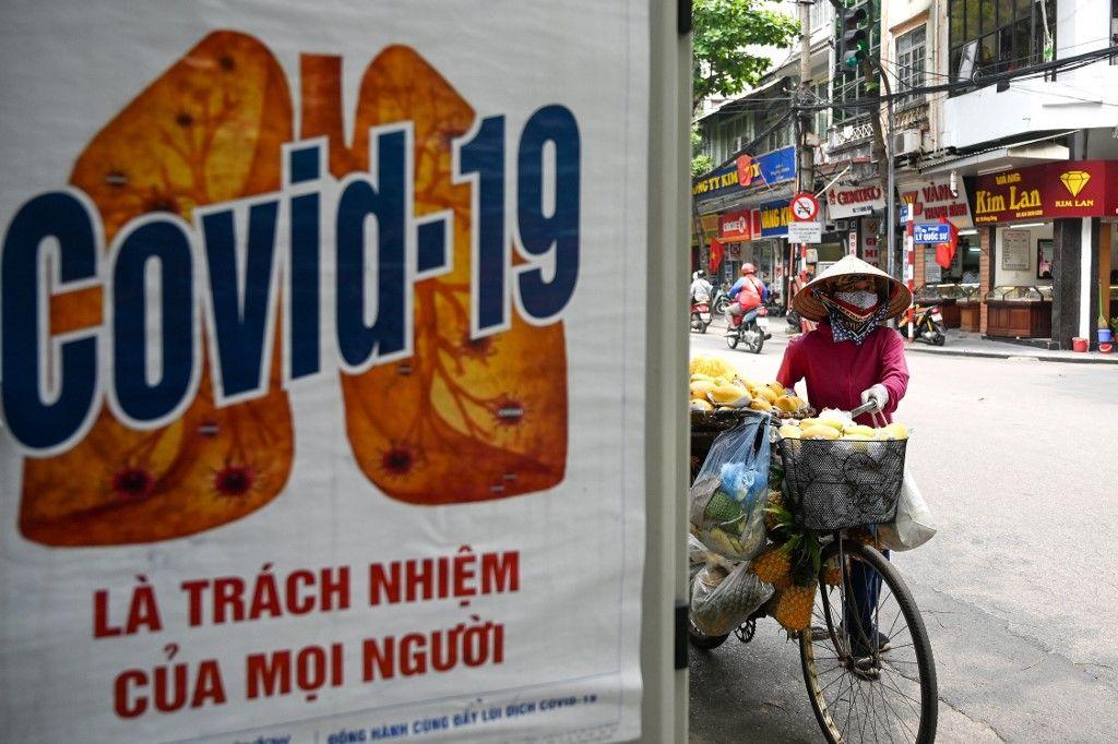 Vietnam Asie coronavirus covid-19