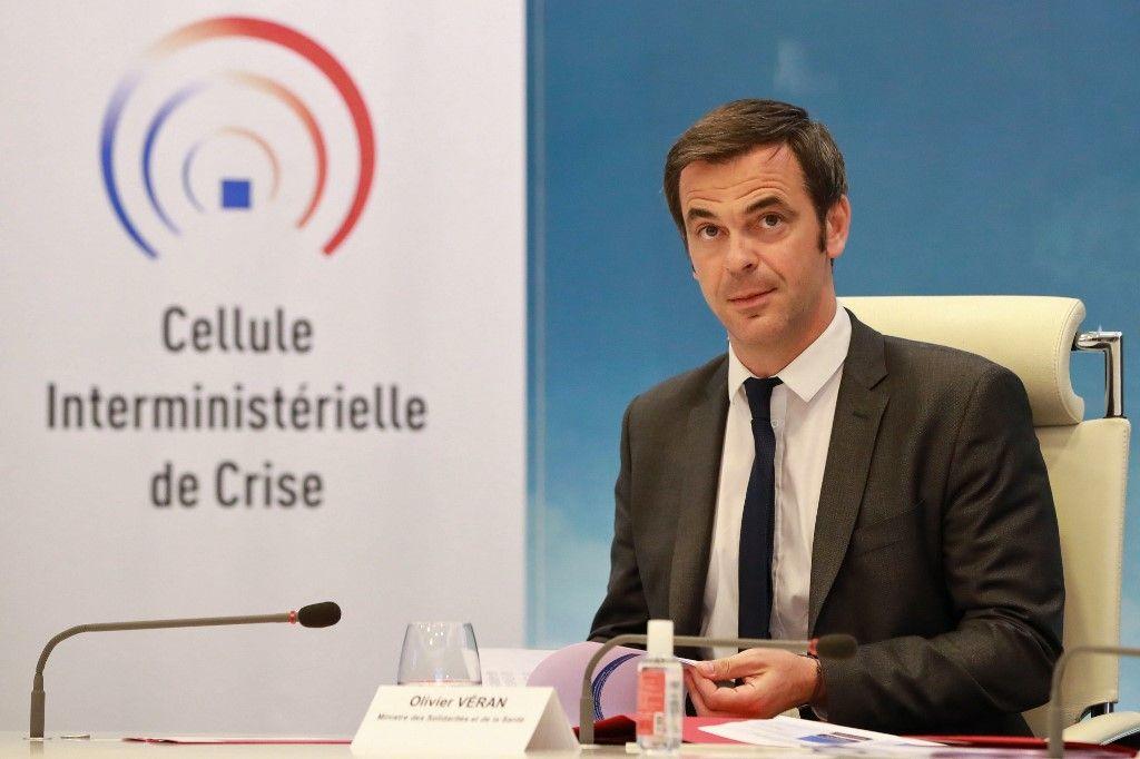 Olivier Véran annonce une hausse des salaires dans les hôpitaux et les Ehpad