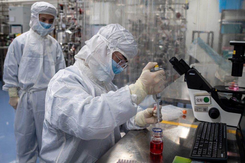 Recherche vaccin